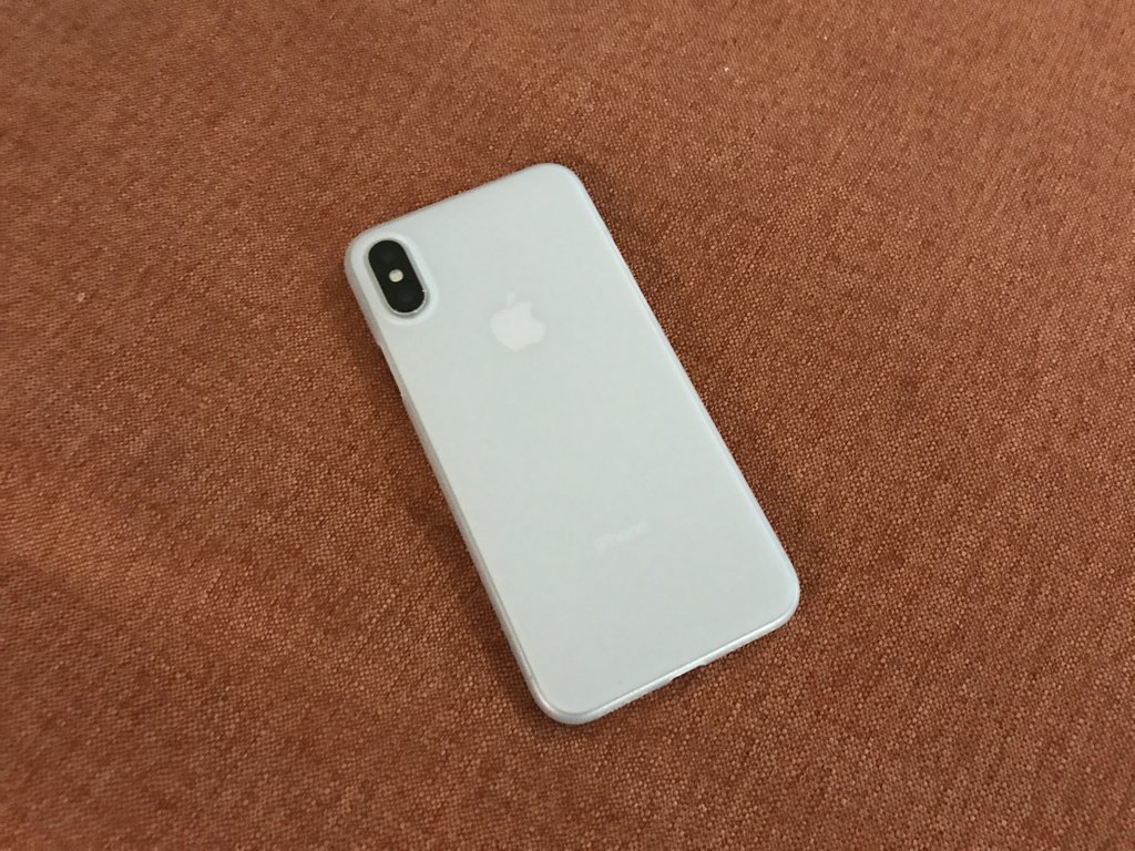 reputable site 8e7ee af896 The Caudabe Veil XT is my favorite iPhone X case so far. - MIKEL ...